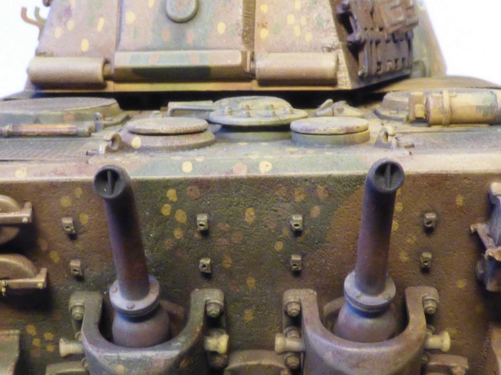tiger - King Tiger Sd.Kfz.182 Henschel Turret Takom 1/35 629415P1060460Copier