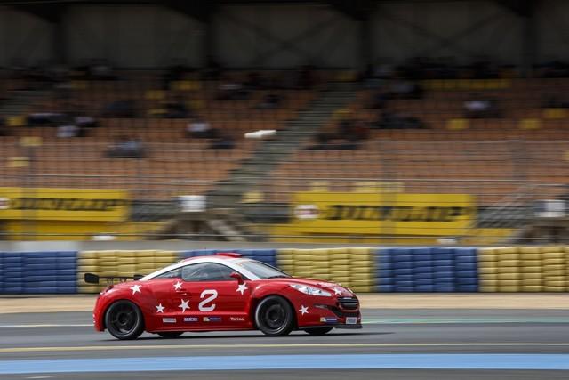 RCZ RACING CUP - Nicolas Milan et David Pouget dos à dos au Mans 62952257d4268340f41