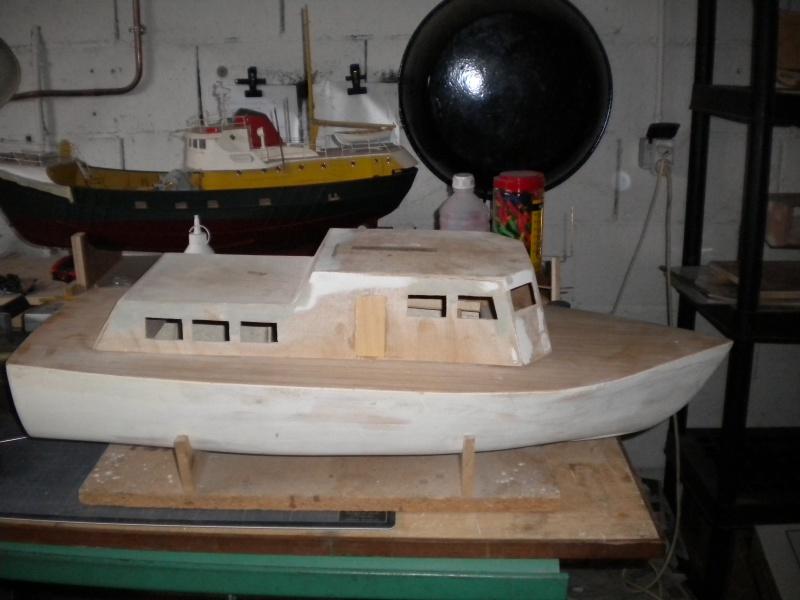 Rénovation et finition d'une vedette   630932DSCN3145
