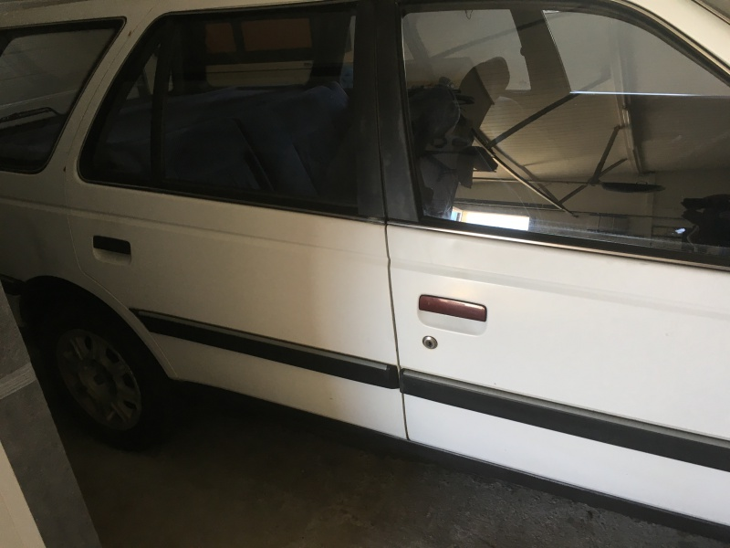 [PEUGEOT] 405 phase 2 Break 1.9L 115cv GRDT (Signatured, Clim OK)(New Culasse) On The Road Again 631222IMG2291