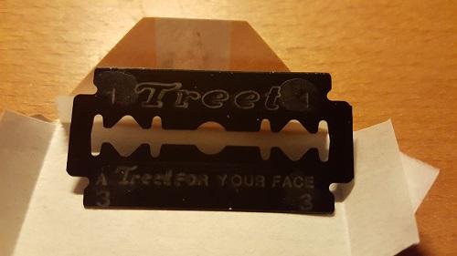 Treet Carbon (Boite Bordeaux, lame noire) 63164320160308043032