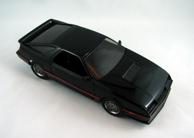 1984 Dodge Turbo Z 63172384turboz021