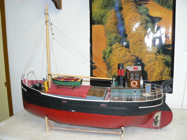"Puffer de la Clyde "" Nessie""  632053P1160325"