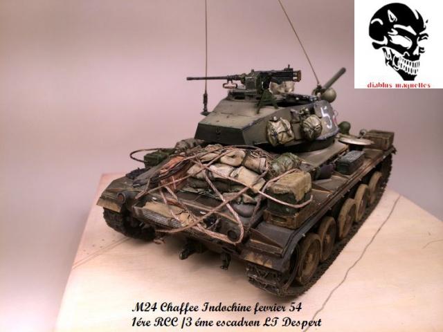 M24 Chaffee light tank, AFV Club 1/35 - Page 3 632147IMG3639