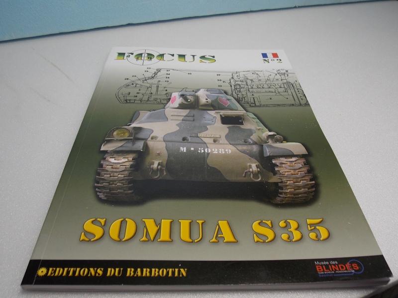 Chenillette Renault UE  et char Somua S35 TAMIYA 1/35  - Page 5 632466DSCN3949
