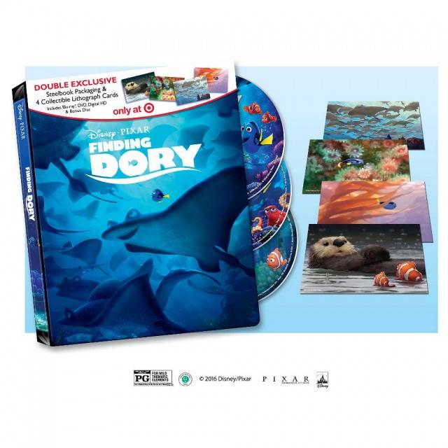Le Monde de Dory [Pixar - 2016] - Page 21 632497dory