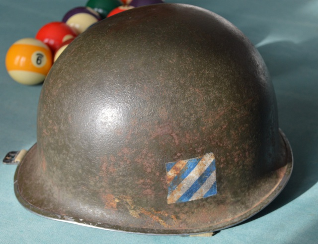 Third division rock of the Marne  632643Casque3rdID5