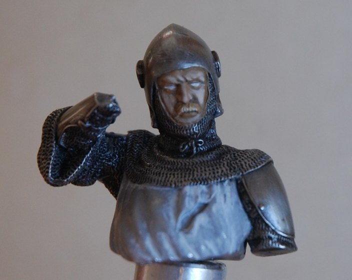 Buste chevalier La Ruota del tempo 90mm - Débutant ... 632906forum1