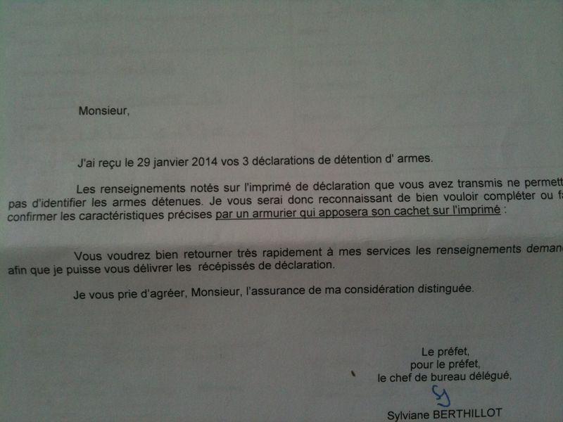 courrier de la préfecture demandant l identité du vendeur  - Page 3 633524pref2