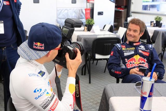 Rallycross - Sébastien Loeb remporte sa première victoire au volant de la PEUGEOT 208 WRX ! 633614wrx201610010008