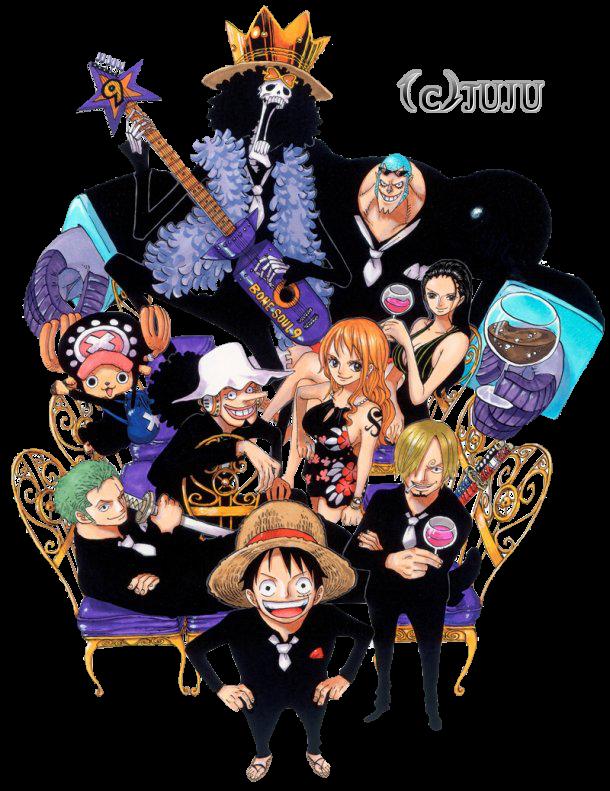 One Piece 633879mugiwaracool