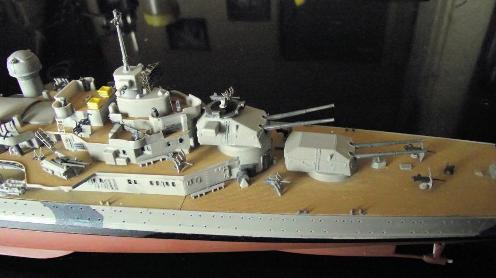 Prinz Eugen Trumpetter 1x350 avec PE Eduard 634852PrinzEugen1x35031