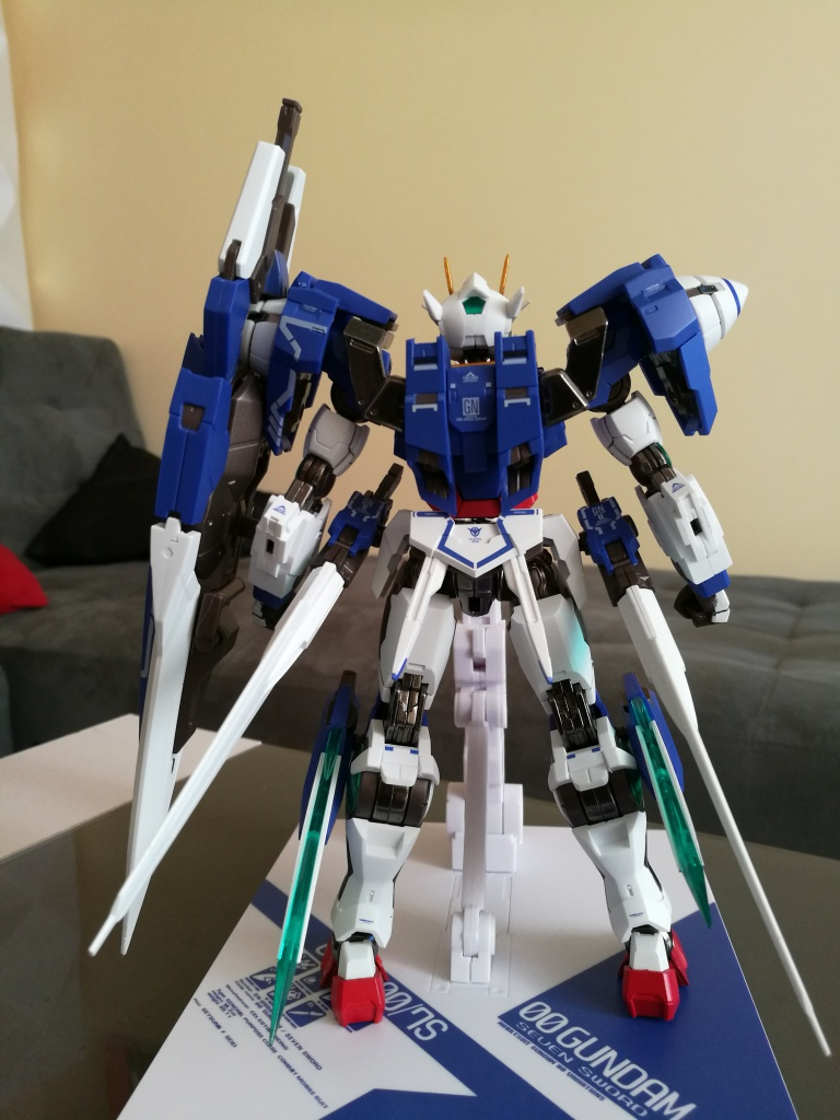 [REVIEW] Gundam 00 Seven Sword Metal Build MC Club..entre larmes,decadence et F5. 635096IMG20161030141601