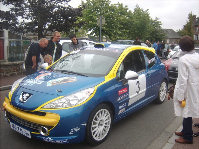31è Rallye Tessy sur Vire Gouvets 2012 (vérifications techniques)  636619Sep01779