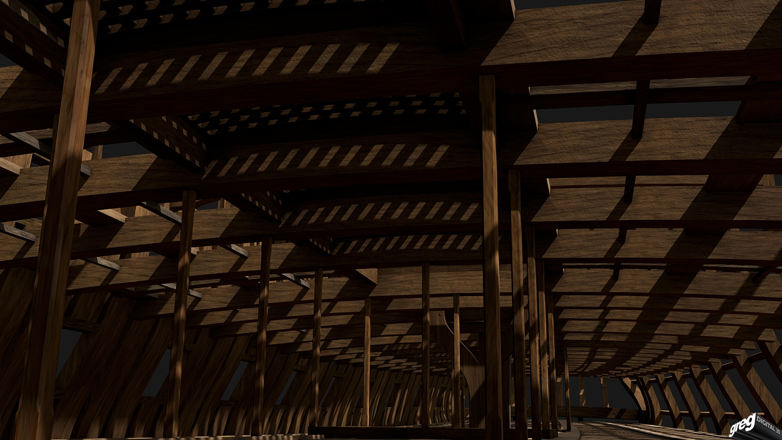 Vaisseau 74 canons Lucide (Création 3D) de Greg_3D - Page 3 636923Squelettecaillebotis6
