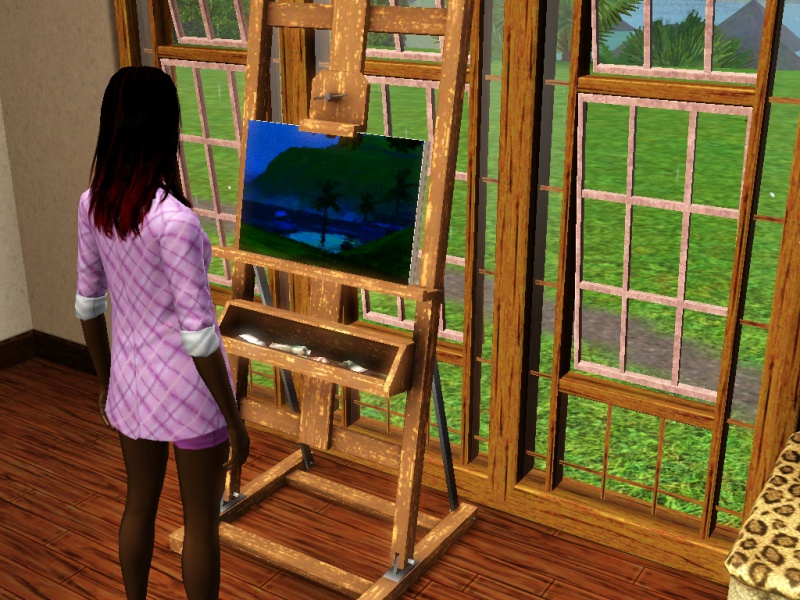 [Challenge Sims 3] Vie d'artiste - Page 3 6371419990