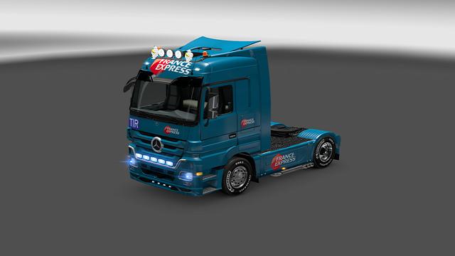 Amazing Euro Truck Shop Simulation - Portail 63715517907ets200033