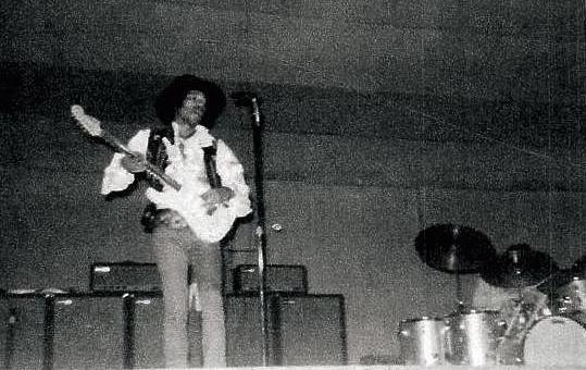 San Antonio (Municipal Auditorium) : 15 février 1968 638091SanAntonioTexas1