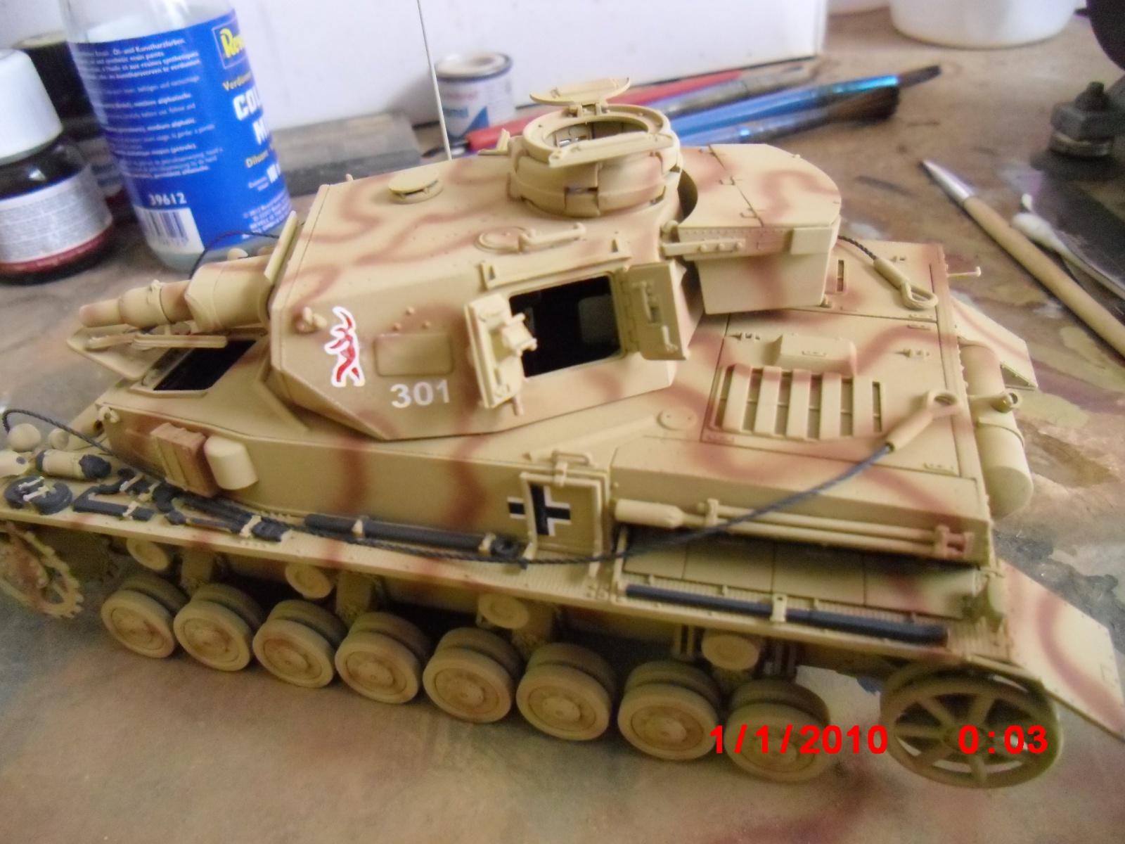 panzer - PANZER 4 ausf.F 638452CIMG1918