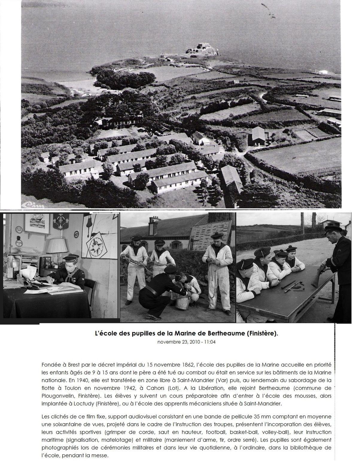 [ ÉCOLE DES PUPILLES ] École des pupilles 45/46 - Page 2 639006Vue