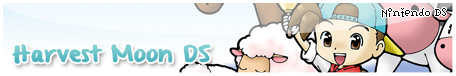 Harvest Moon : Animal Parade 639713MinisbanHMDS