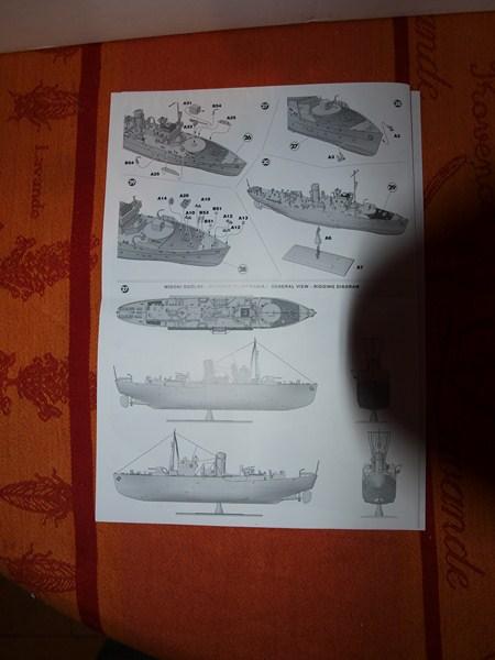 Corvette HMS Anchusa  641358P2034249Copier
