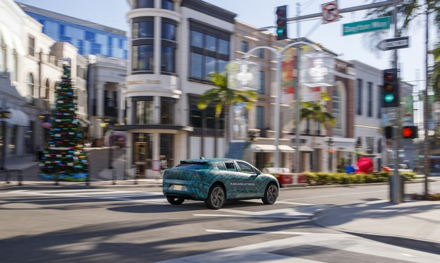 Le Jaguar I-PACE en road trip électrique à Los Angeles 641794jipaceroadtrip061217016