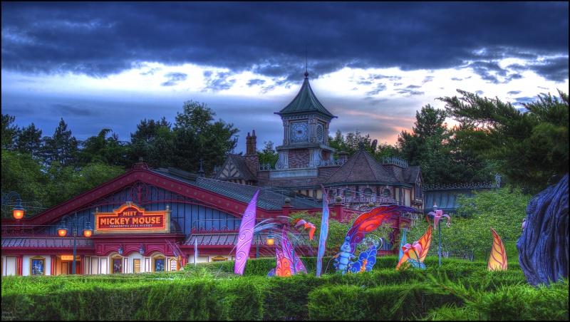 Photos de Disneyland Paris en HDR (High Dynamic Range) ! - Page 2 642012GaredeFantasylandMMMHDR600D