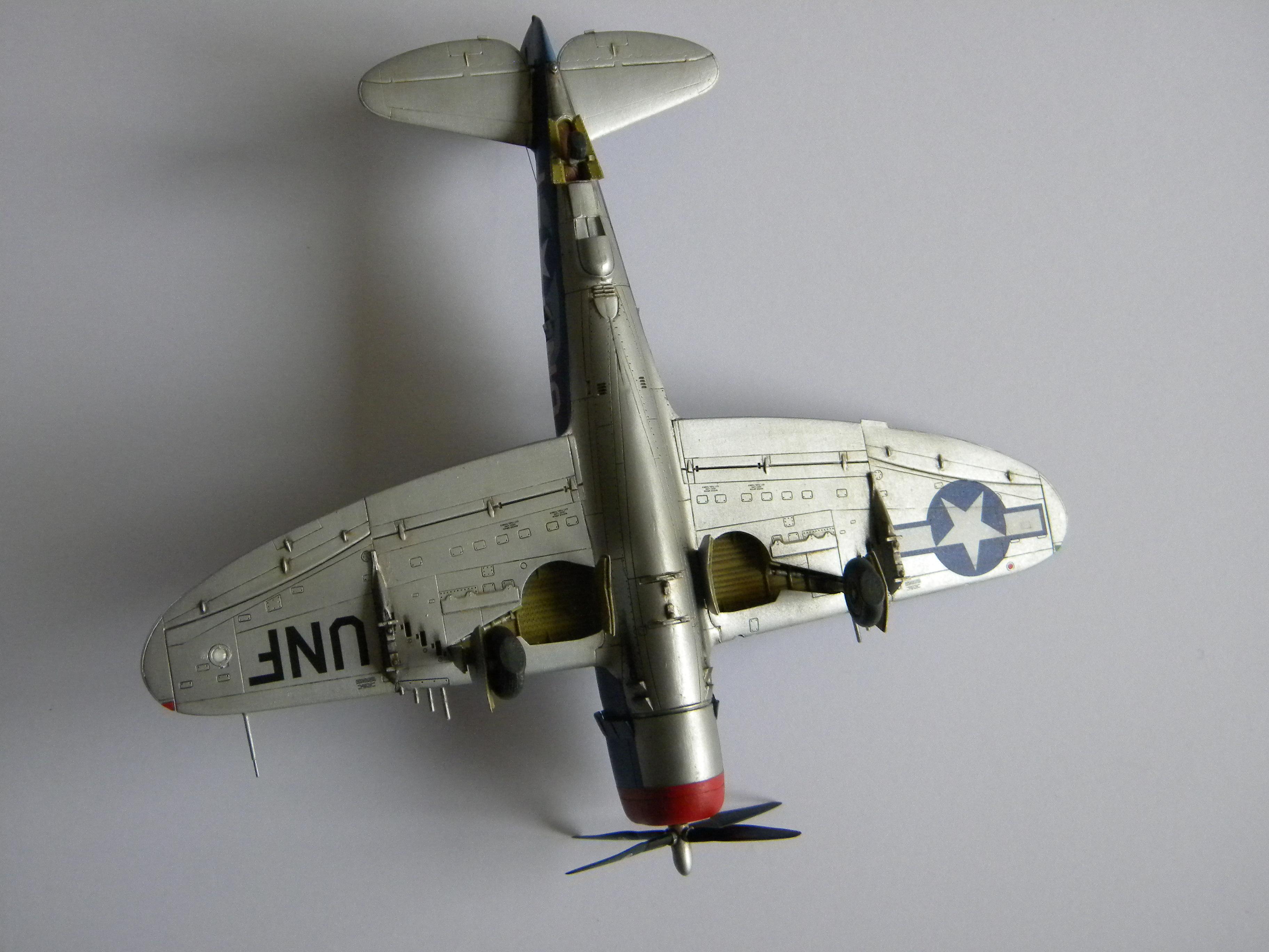 [Revell] P-47M Thunderbolt 642173DSCN9497