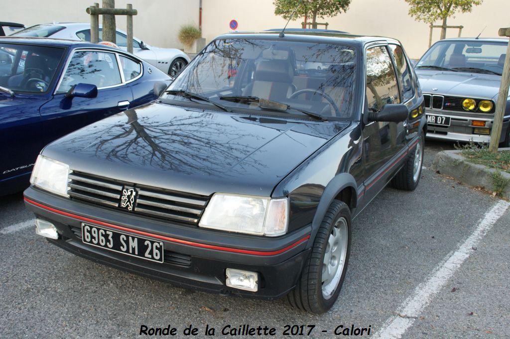 [26] 15/10/2017-  9ème Ronde de la Caillette Chabeuil 642839DSC03555