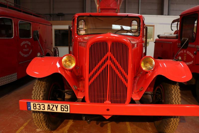 Des camions à gogo....Musée des sapeurs pompiers de Lyon 643416IMG6676