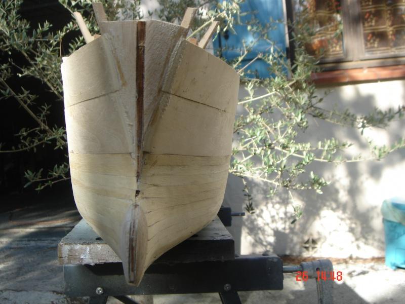 Remorqueur Smit Rotterdam (Billing Boats 1/75°) de Henri - Page 2 643475DSC07236