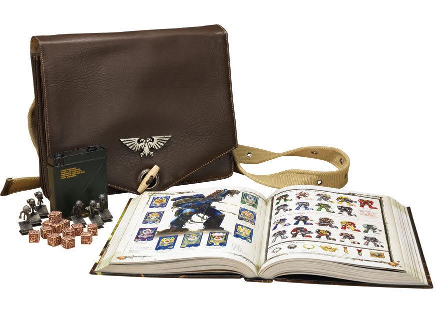 Le Livre de Règles de Warhammer 40,000 - V6 (en précommande) - Sujet locké 644073W40KUltimate3