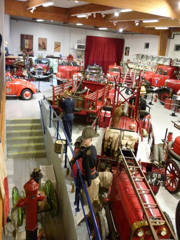 Musée des pompiers de MONTVILLE (76) 644230AGLICORNEROUEN2011066