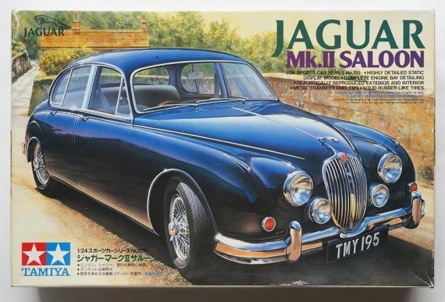 Jaguar MKII Saloon de Léopold Saroyan dans le Corniaud 645522JaguanMKIISaloon