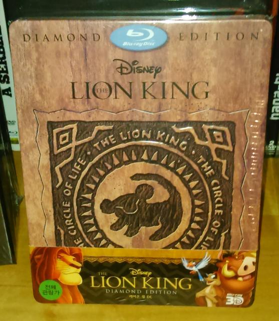 [Photos] Postez les photos de votre collection de DVD et Blu-ray Disney ! - Page 10 645625415