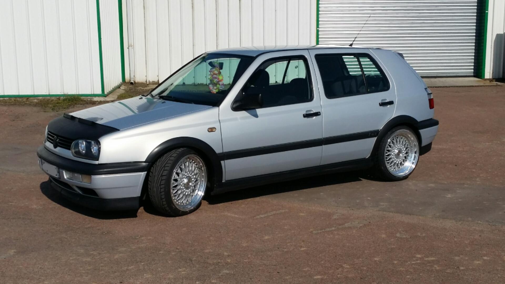 Ma GOLF 3 TDI GT de 1997 64581220150419132347