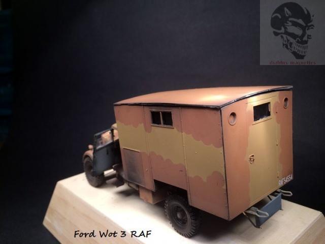 Ford Wot 3 RAF - Plus Model - 1/35 646017IMG3701