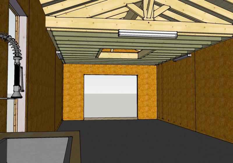 Eclairage atelier - Page 2 647712garage