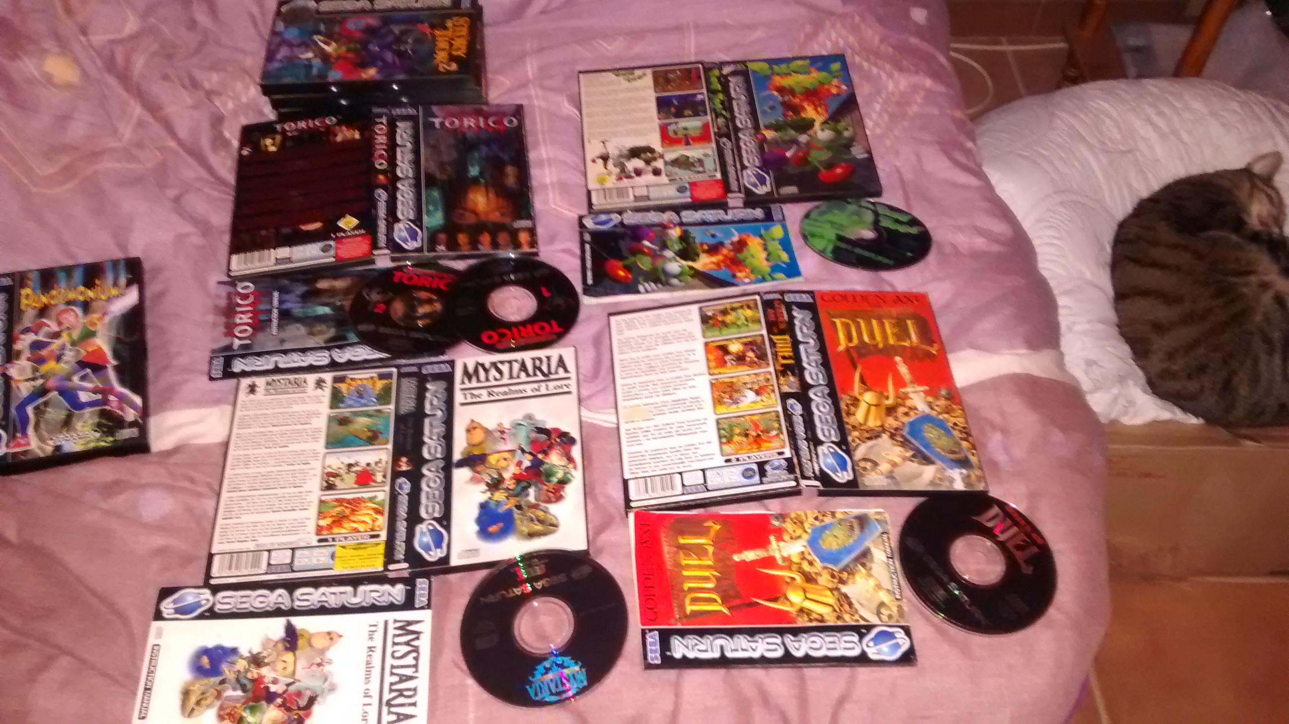 [Vds] Lot Dreamcast - MS/MD et Saturn Update 18/01 ajout Jeux Sat Jap - Page 3 648502IMG20160118011520565