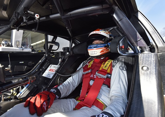 Les équipes Audi Sport sont prêtes pour l'ouverture de la saison de DTM 648917A163112medium