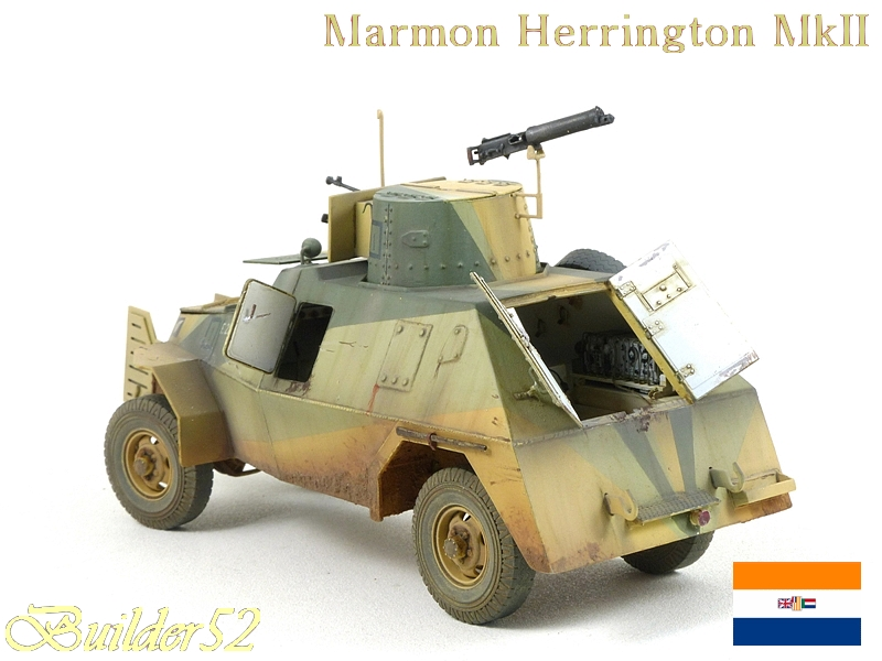 Marmon Herrington Mk.II - Grèce 1941 - IBG 1/35 649231P1040883
