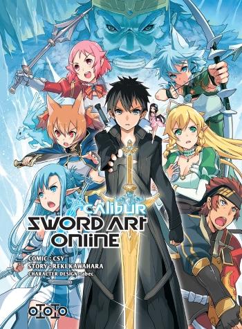 [NEWS] Deux nouveaux Sword Art Online pour Ototo ~ 649542saocaliburfrontweb