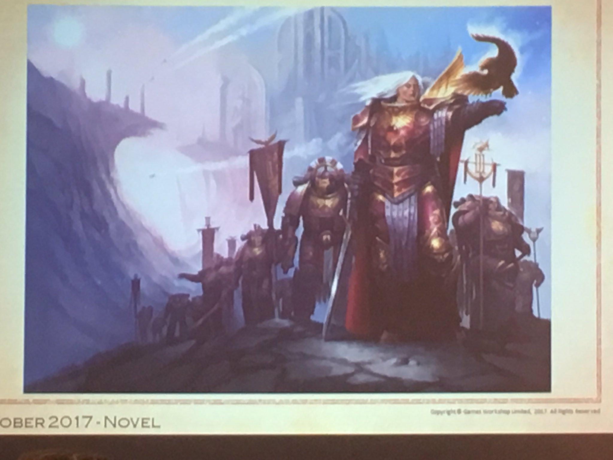 [The Horus Heresy Weekender 2017] - Centralisation des news 650421IMG20170204162544