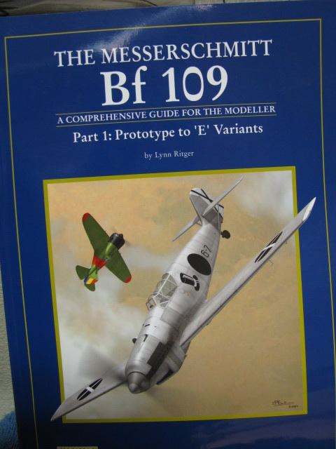 Bf-109 F-4 Trumpetter 1/24 650783IMG7611