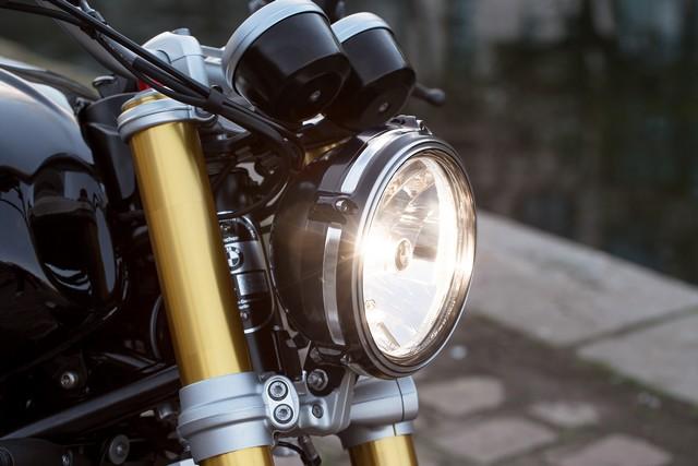 BMW Motorrad : accessoires « Machined » pour les BMW R NineT. 650867P90245887highResbmwrninetxroland