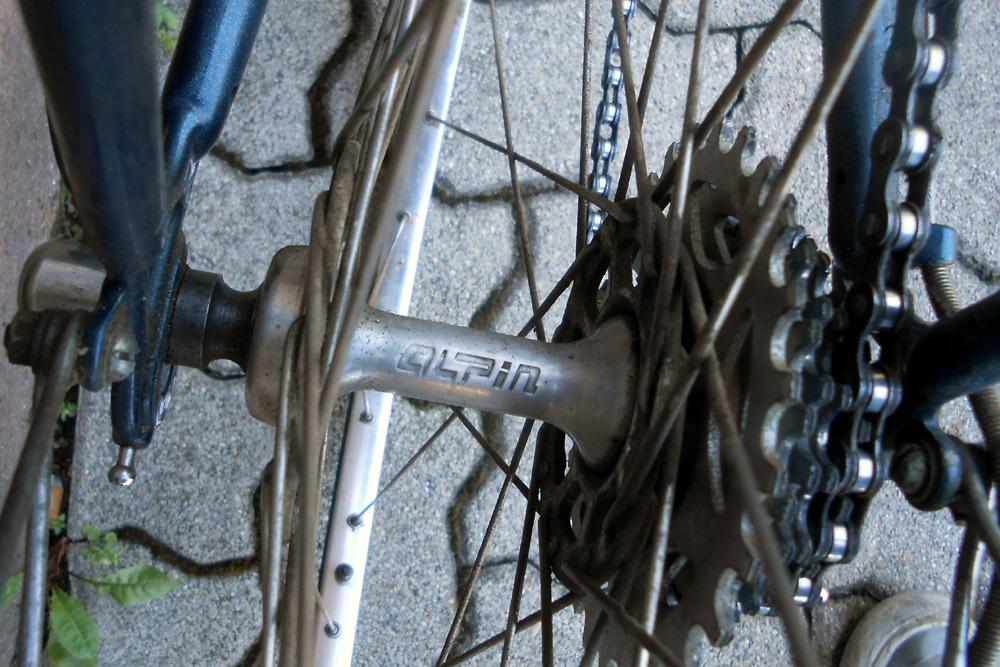 Jean-Claude Boesch, trois tubes Reynolds 651324DSCN9710
