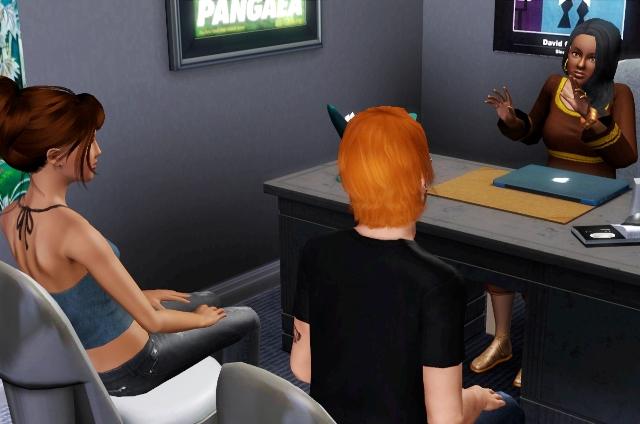 """[Terminé] Sims Histoires de Jobs """"Au bureau"""" - Page 20 652542Screenshot19"""