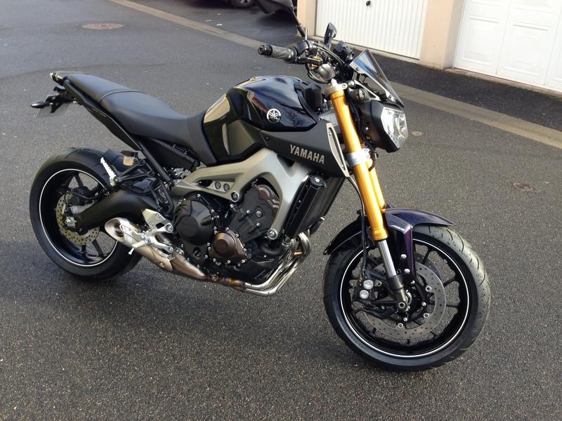 Photos de toutes les Yamaha MT-09 du forum ! :) 652549YRedgieDA