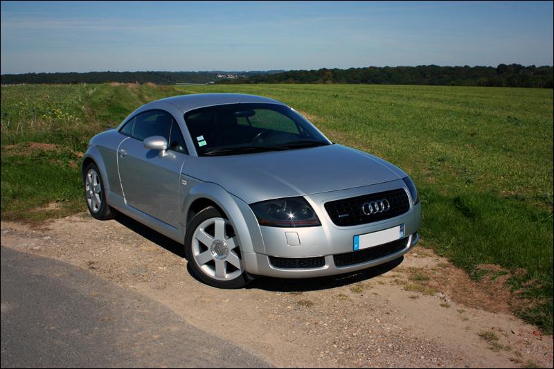Zurma's mobile : Audi TT 225 Quattro. 652857952
